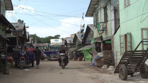 Myanmar Mandalay 0226 Footage