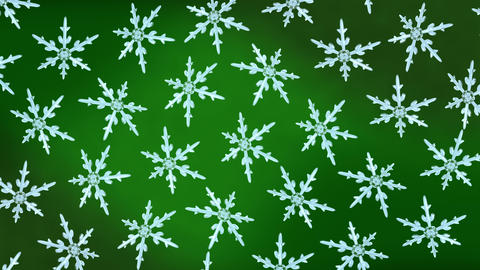 Xmas Snowflakes Background 0