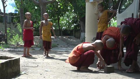 Myanmar Mandalay 0277 Footage