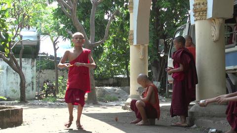 Myanmar Mandalay 0279 Footage