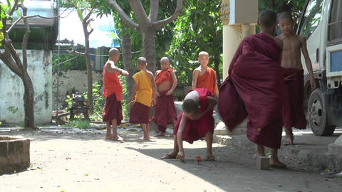 Myanmar Mandalay 0280 Footage