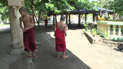 Myanmar Mandalay 0282 Footage