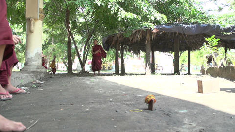 Myanmar Mandalay 0285 Footage