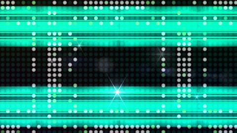 LED Light Kaleidoscope ST A3sF HD Stock Video Footage