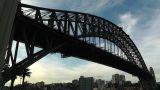 Sydney Harbour Bridge 05 Footage