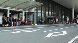 Tokyo Narita Airport 03 Footage