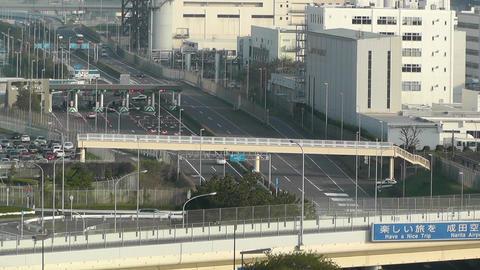 Tokyo Narita Airport 07 Stock Video Footage