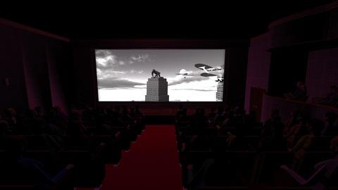 映画館 Animation