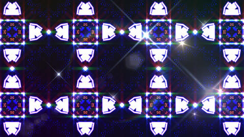 Kaleidoscope ND 2 Bd F HD Stock Video Footage