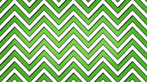 White Green Arrows Lines Zigzag Animation Seamless Looped Texture Animation
