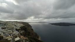 Santorini In 4 K