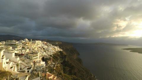 Santorini In 4 K 1