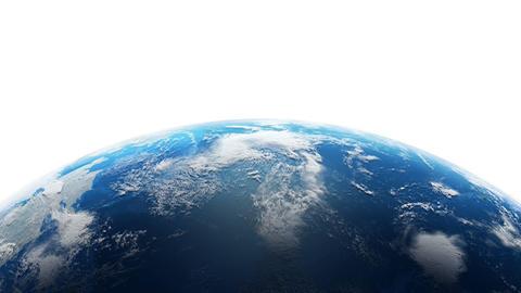 Earth w A 2n 4 K Animation