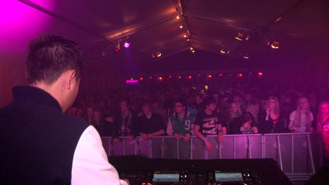 DJ Quintino Live Action