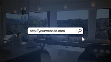 Website Search Intro – Apple Motion and Final Cut Pro X Template Apple Motion Project