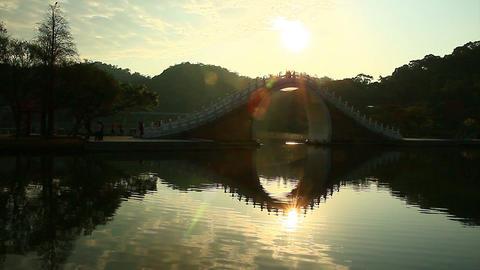 SNY 41207P21- 1304 台北大湖公園之美 The Beauty of Dahu Park in Taipei Footage
