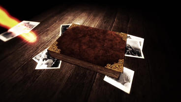 Family album After Effects Project