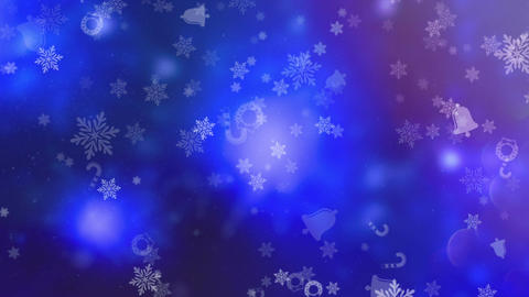 Christmas And New Year Backgrounds 1