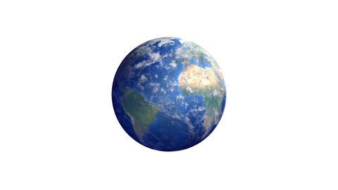 Earth W A 2n 4 K stock footage
