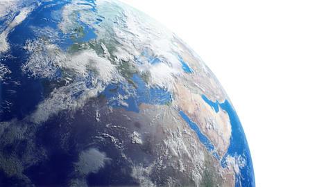 Earth w C1n 4K Animation