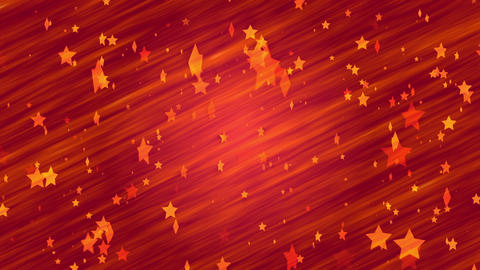 Christmas Stars Animation