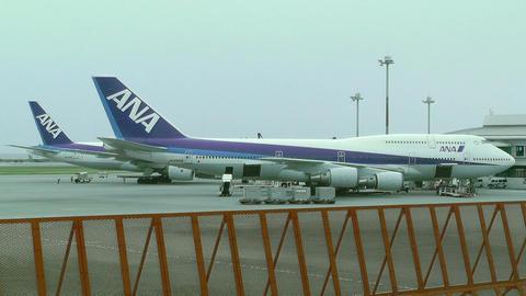 Okinawa Naha Airport 06 ana Footage