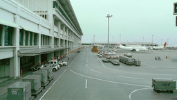 Okinawa Naha Airport 08 Footage