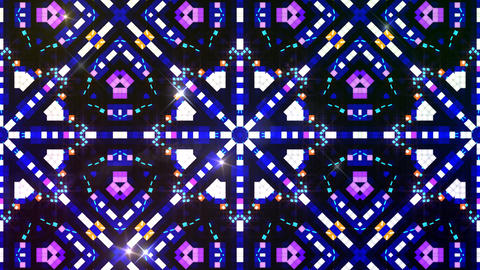 Kaleidoscope ND 2 Bb F HD Animation