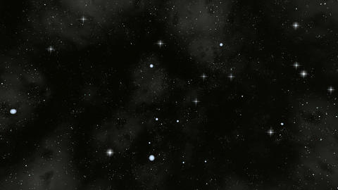 Earth Milkyway Zoom Out - Kuiper Belt to Milkyway -- Part... Stock Video Footage