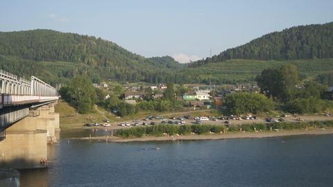 Siberian Mana River