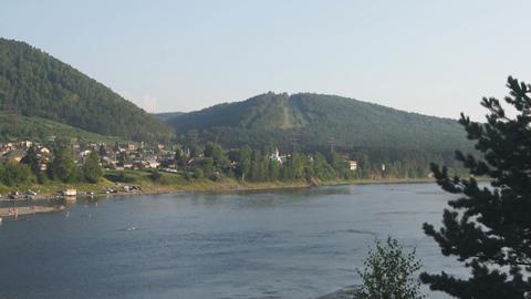 Siberian Mana River 1