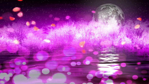cherry blossoms Moon3878 Animation