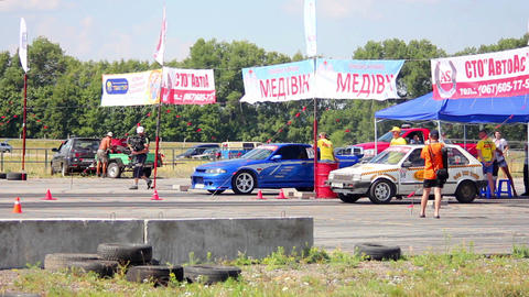 Drag 3 Stock Video Footage