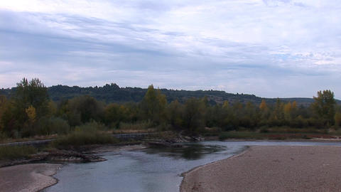 river prut 23 Stock Video Footage