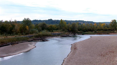 river prut 25 Stock Video Footage
