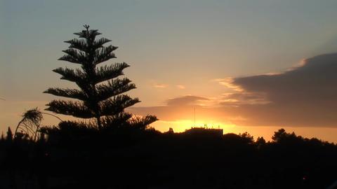 sunrise J Stock Video Footage