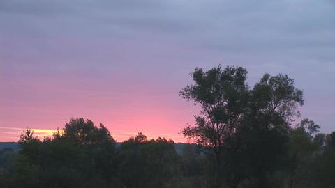 sunset 33 Stock Video Footage