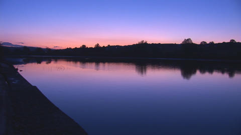 sunset 28 Stock Video Footage