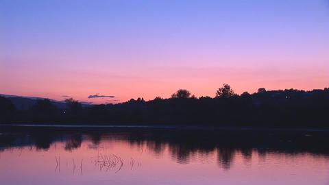sunset 30 Stock Video Footage