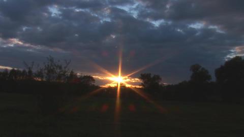 sunset 17 Stock Video Footage
