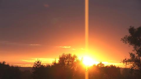 sunset 19 Footage