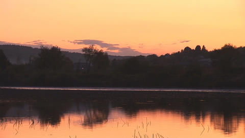 sunset 23 Stock Video Footage