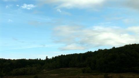 clouds 24 Footage
