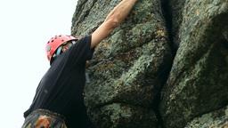 Mountain climber Live Action