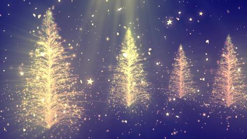 Abstract Christmas Tree 1 Animation