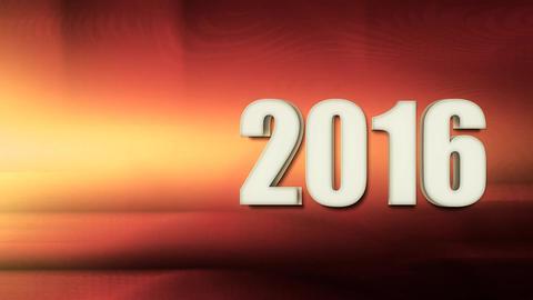 New Year 2016 Intro Animation