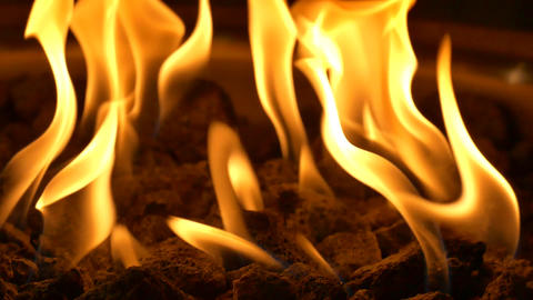 Event Fireplace Flame - Loop - 07 Image