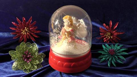 Christmas Gift stock footage