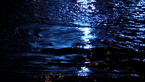 Defocused Water Footage