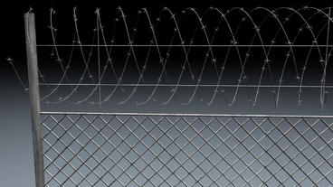 Electric Fence v 3 ME 3D Model